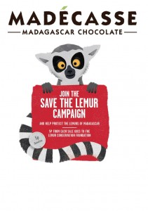 Madecasse Save the Lemur