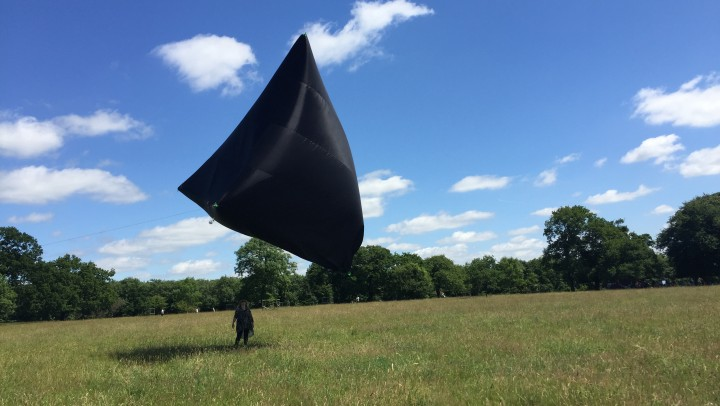 Aerocene Flies at Forest of Imagination 2017